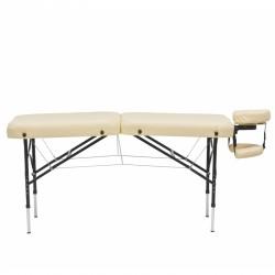 Массажный стол складной алюминиевый JFAL02 тип 4