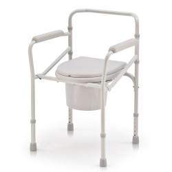 Кресло-коляска с санитарным оснащением для инвалидов Armed H 023B