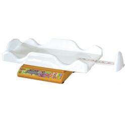 Весы электронные детские ВЭНд- «Малыш» с механическим ростомером
