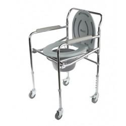 Кресло-туалет серии WC: арт. WC Mobail