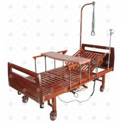 YG-3( ММ-92, ММ-092Н) Кровать   электрическая с боковым   переворачиванием, туалетным устройством   и функцией «кардиокресло»