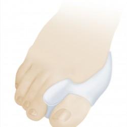Протектор силиконовый больш. пальца с межпальцевой перегородкой LUM902