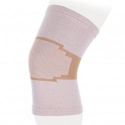 Бандаж на коленный сустав эластичный KS-E