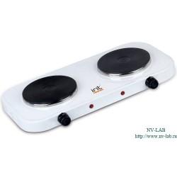 Электрическая плита IRIT IR-8008 (2-конф.*1.0кВт,закр.спир)