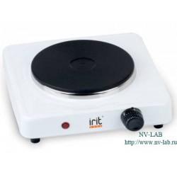 Электрическая плита IRIT IR-8004 (1-конф. С терморег., закр.спир.,1,0кВ)