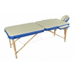 Складной массажный стол  JF-AY01 двухсекционный М/К