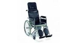 Кресла инвалидные с санитарным оснащением  (на колесах, активного типа)