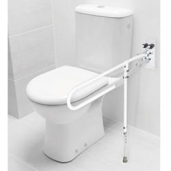 Поручни металлические для туалетных комнат Barry: арт.12313